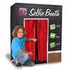 Kid-Sized Selfie Booth