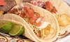 Reaction Restaurant - Mission: Guacamole and Mexican Entrees for Two or Four at Reaction Restaurant (Up to 56% Off)