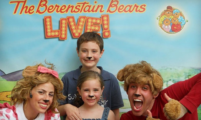 """The Berenstain Bears LIVE!"" - Manhattan Movement & Arts Center: ""The Berenstain Bears LIVE!"" at Marjorie S. Deane Little Theater (Up to $65.90 Value)"
