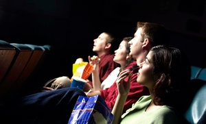 The Waverly Palace Theatre: Movie for Two or Four with Popcorn and Drinks at The Waverley Palace Theatre (50% Off)