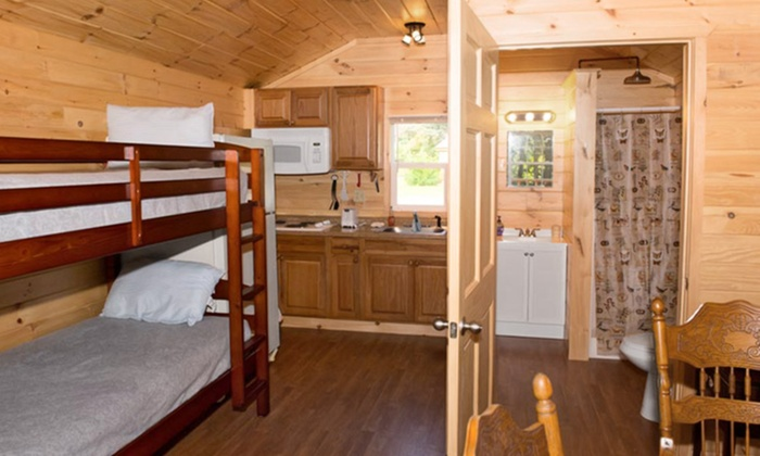 Awesome Fish Creek Cabin Resort In Taberg, NY | LivingSocial Escapes