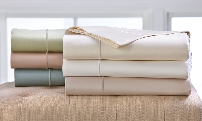 1200thread count perthshire platinum collection egyptian cotton sheet sets 1200thread count - Thread Count Sheets