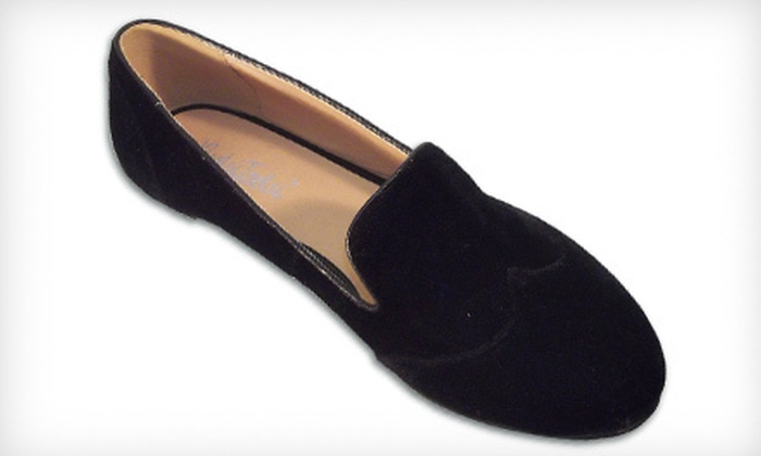 Black Women's Casual Slip-On Flats: $24 for a Pair of BootsiTootsi Black Women's Casual Slip-Ons ($46 List Price). Free Shipping.