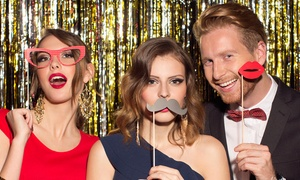 Dj Services: $303 for $550 Worth of Photo-Booth Rental — DJ Services