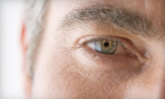 Global Laser Vision - San Diego: $2,500 for All-Laser LASIK or PRK Vision-Correction Surgery for Both Eyes at Global Laser Vision ($5,000 Value)