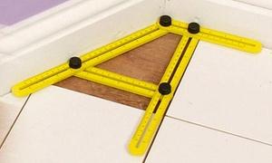 Règle de mesure pour angles