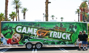 Game Truck of Northern Virginia: Two-Hour Mobile Video-Game Party on a Weekend or Weekday from GameTruck (Up to 43% Off)