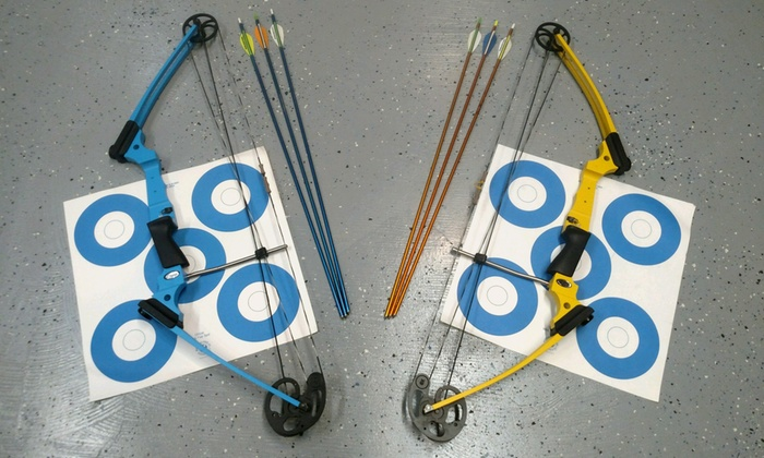 Long Range Archery - Holland: Archery Package with Optional Lesson at Long Range Archery (Up to 80% Off)