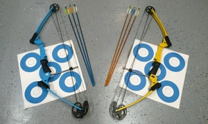 Long Range Archery: Archery Package with Optional Lesson at Long Range Archery (Up to 80% Off)