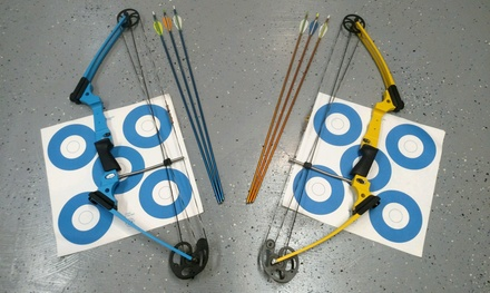 Archery Package with Optional Lesson at Long Range Archery (Up to 80% Off)