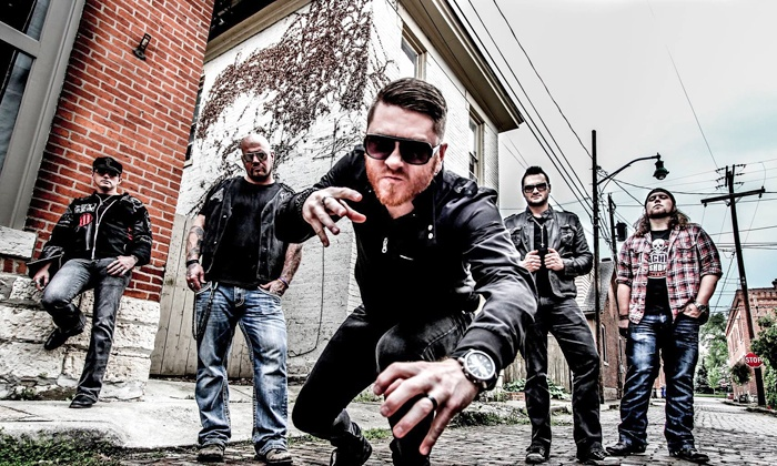 Saving Abel - Diesel Concert Lounge: $15 for Two to See Saving Abel with Beers or Well Drinks on January 30 at 7 p.m. (Up to $40 Value)
