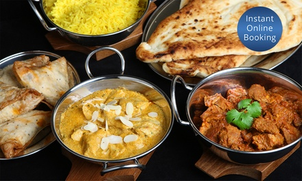 SevenCourse Indian Banquet for Two $32 or Ten People $130 at Coriander Leaf The Indian Lounge Up to $370.50 Value