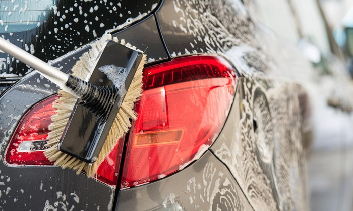 Fullerton Hand Car Wash - Fullerton: $14 for Three Extreme Full-Service Exterior Hand Car Washes