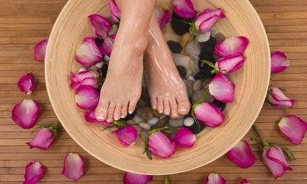 Up to 59% Off Pedicure  at A Salon 41