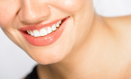 $139 for Dental Exam and Zoom! Teeth-Whitening Treatment from Dragos Sandulescu DDS ($650 Value)