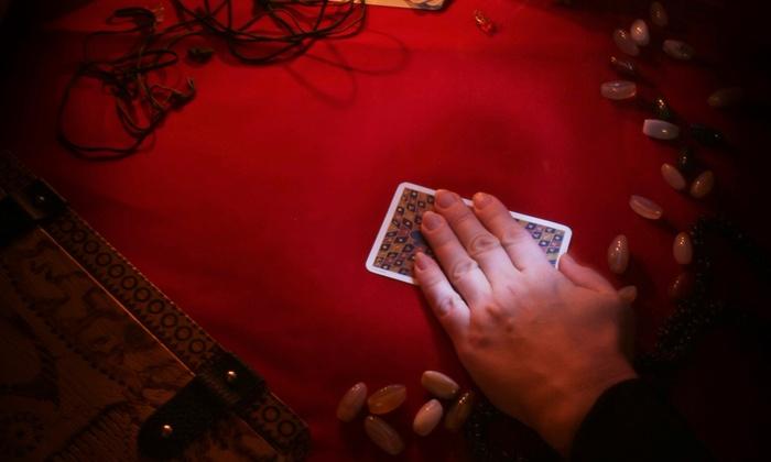 Tarot Deva - Tucson: One 15-, 30-, 45-, or 60-Minute Intuitive Tarot Reading at Tarot Deva (Up to Half Off)