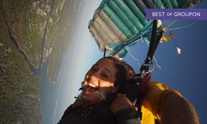 Long Island Skydiving Center: $159 for Tandem Skydiving Experience from Long Island Skydiving Center ($269 Value)