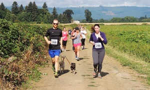 Bella Organic Pumpkin Patch: $16 for One Entry to The Race for Little Hearts 5K on August 30, Plus a Pancake Breakfast (Up to $32 Value)