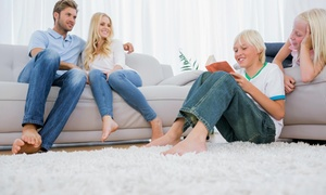 A+ Carpet Cleaning and Flood Repair: Up to 78% Off Carpet Cleaning  at A+ Carpet Cleaning and Flood Repair