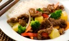 Mama Fu's Asian House - Great Northern Mall: Pan-Asian Dinner for Two or Four with Appetizers and Entrees at Mama Fu's Asian House (Up to 48% Off)