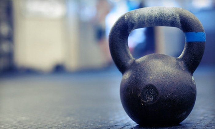 Michigan Kettlebells - Troy: 5 or 10 Kettlebell Fitness Classes at Michigan Kettlebells (Up to 85% Off)