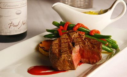 image for Upscale Organic Dinner Cuisine for Two or Four at Wilfs Restaurant & Bar (Up to 51% Off)