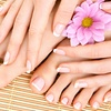 Up to 66% Off a Mani-Pedi or Spa Package