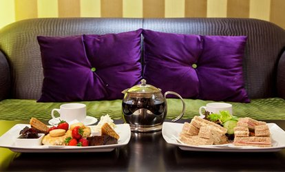image for Afternoon Tea For Two or Four at Hallmark Hotel Gloucester