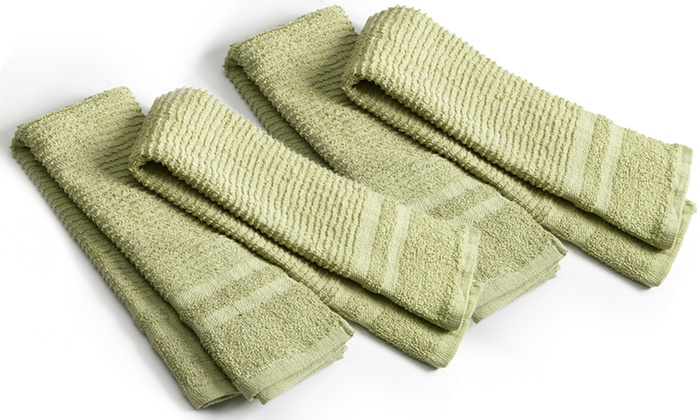 4 Master Chef Kitchen Towels | Groupon Goods