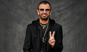 Ringo Starr: Ringo Starr and His All-Starr Band on Saturday, October 31, at 8 p.m.