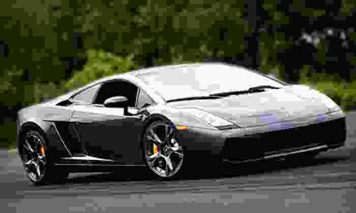 Gotham Dream Cars - Edison: $99 for a High-Speed Drive in a Ferrari or Lamborghini from Gotham Dream Cars ($249 Value). 10 Dates Available.