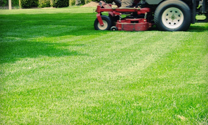 Monarch Lawn Care and Landscape - Moneys Corner: One, Three, or Six Months of Lawn-Care Services from Monarch Lawn Care and Landscape (Up to 62% Off)
