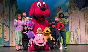 "Clifford the Big Red Dog: ""Clifford the Big Red Dog Live!"" on April 12, 2016, at 6:30 p.m."