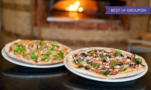 Brixx Wood Fired Pizza- Winston-Salem: Wood-Fired Pizza on Sunday–Thursday or Friday–Sunday at Brixx Wood Fired Pizza (Up to 47% Off)