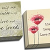 Inspirational Prints on Gallery-Wrapped Canvas