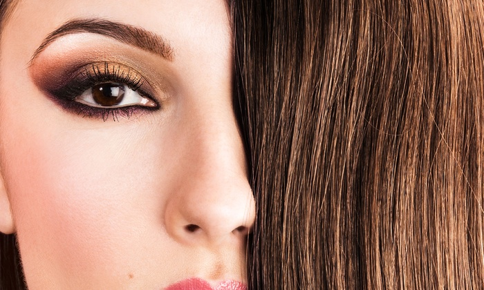 Nimza'j Hair - Manhattan: Blow-Dry Style and Conditioning, or Keratin Treatment for Short, Medium, or Long Hair at Nimza'j Hair (Up to 70% Off)
