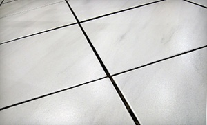Grout Slayer: $83 for $150 Worth of Tile Cleaning from Grout Slayer