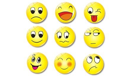 Smiley 3D Fridge Magnets