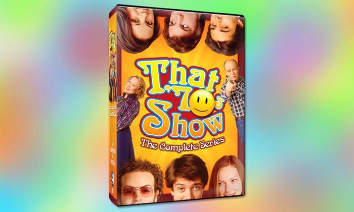 That '70s Show Box Set: That '70s Show Box Set.