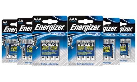 Light Bulbs and Batteries