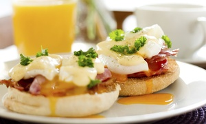 Angelina's: Dutch Breakfast or Lunch Food at Angelina's (Up to 40% Off). Three Options Available.