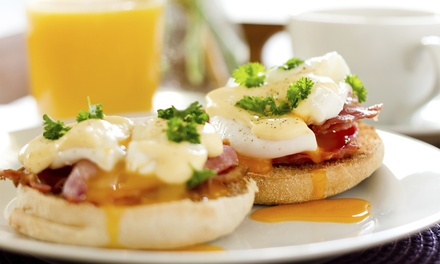 Breakfast or Lunch at Oceanside at the Pier Restaurant and Bar (Up to 50% Off)