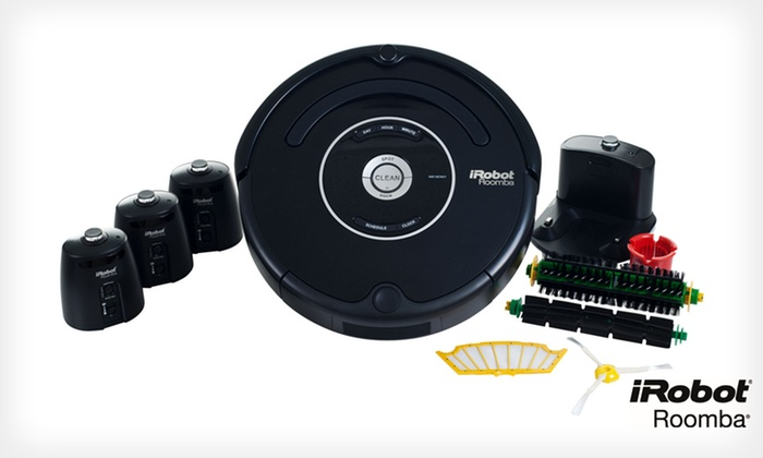 Roomba Vacuum Groupon Goods
