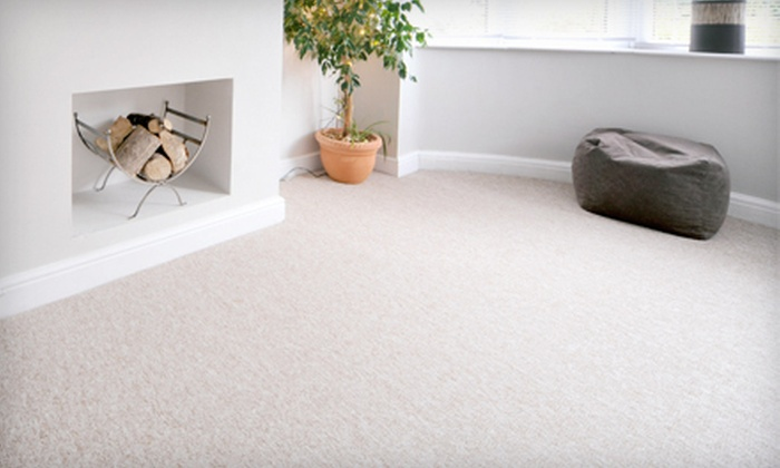 Kolb's Carpet & Upholstery Cleaning Service - Jackson: $48 for Carpet Steam Extraction for Three Rooms from Kolb's Carpet & Upholstery Cleaning Service ($99 Value)