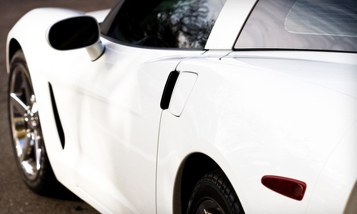 Touch Up Pros - Orlando: Automotive Paint Chip and Scratch Repair on One Car Panel, One Side, or a Bumper from Touch Up Pros (Up to 59% Off)