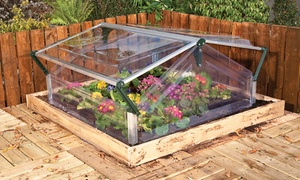 Cold Frame Double Plant Protector