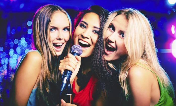 5 Bar Karaoke & Lounge - Midtown, Manhattan: 2 Hour Karaoke with Food for 4, 6, 10 or 20 at 5 Bar Karaoke & Lounge in Midtown, NYC (Up to 50% Off)