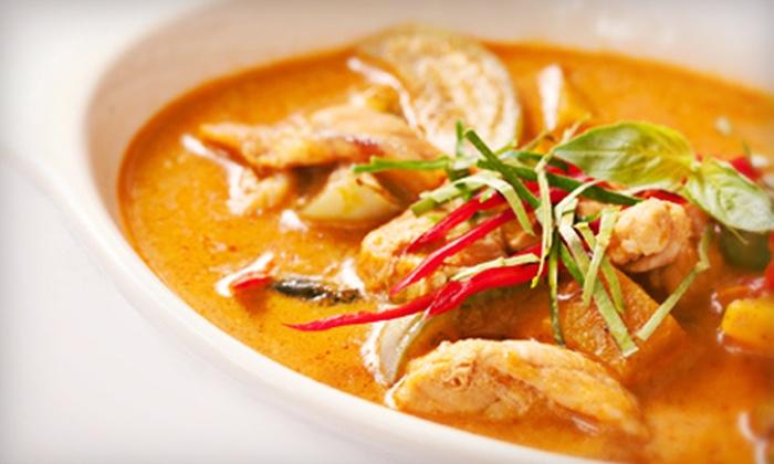 Thai Tanic II  - Washington: $15 for $30 Worth of Thai Cuisine at Thai Tanic II