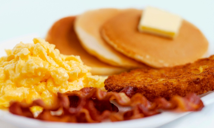 Hav-R Charburger - Clark Road: Breakfast Buffet for Two or Four, or $12 for $20 Worth of Burgers at Hav-R Charburger