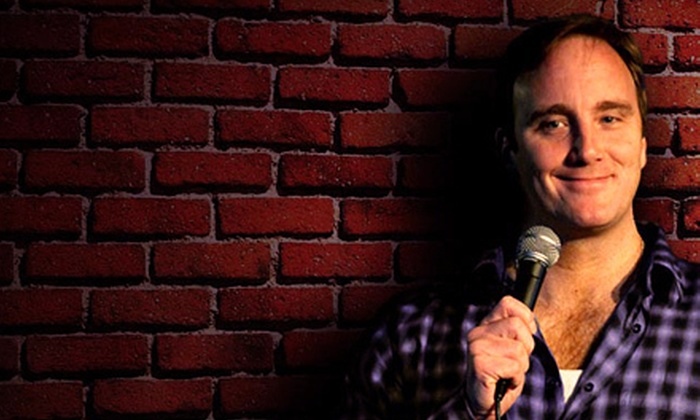 Jay Mohr  - West Valley City: $25 for SNL Alum Jay Mohr Comedy Show for Two at Wiseguys Comedy Club in West Valley City ($53.88 Value). Four Shows Available.